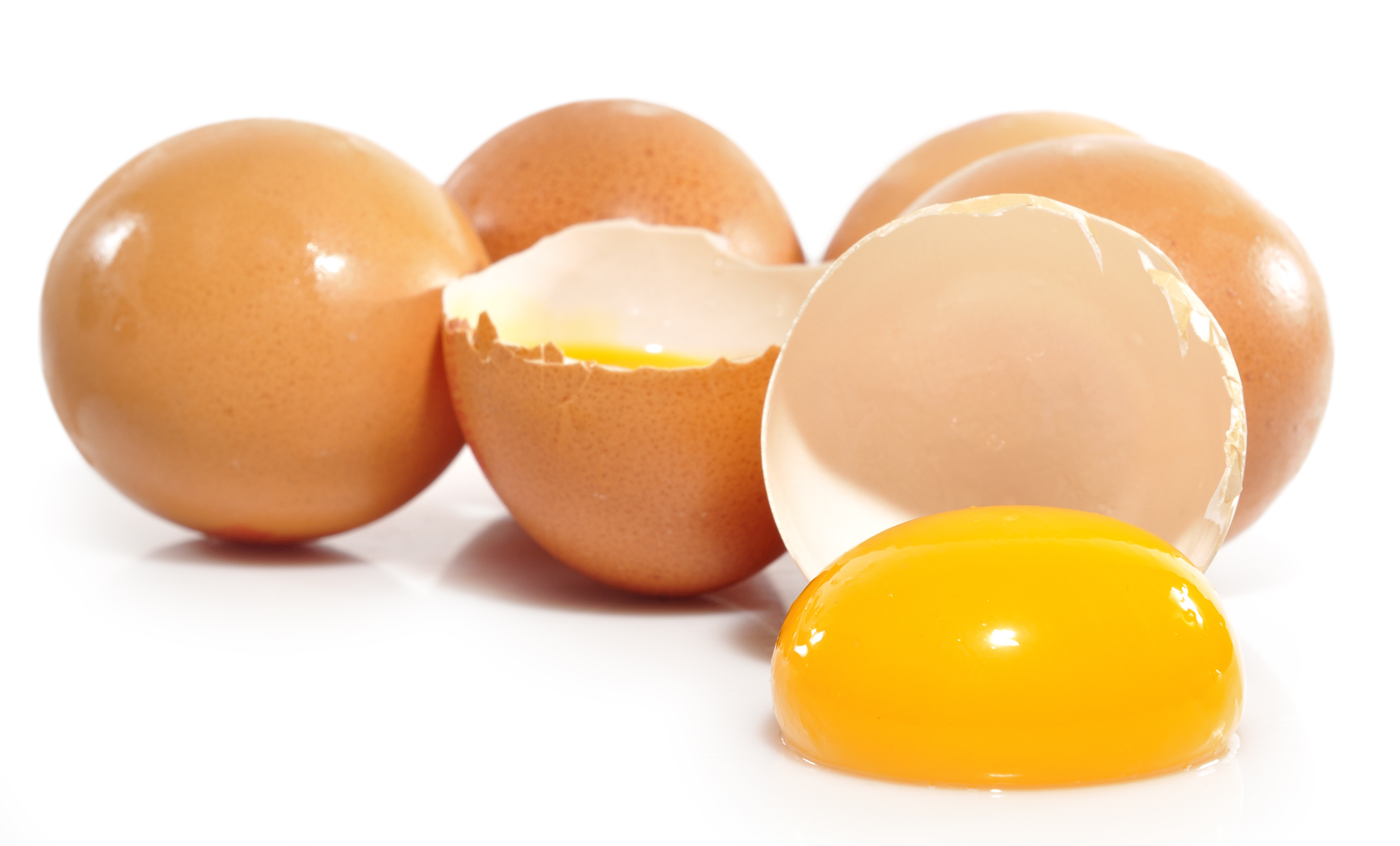 3 eggs a day keeps the doctor away - eggs for your health